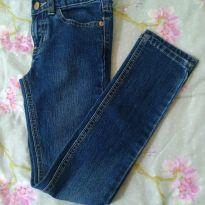 Calça Jeans Skinny - 8 anos - Est. 1989