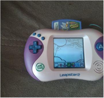 Game Leapster Jogo de Aprendizagem - Sem faixa etaria - Leap frog