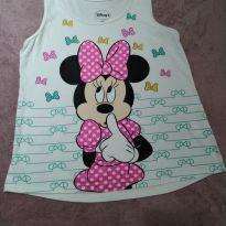 Camiseta Regata Minnie