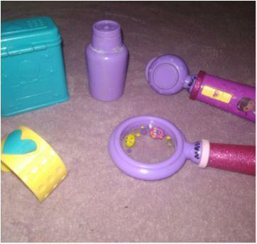 Kit Medico Doutora Brinquedos Importado - Sem faixa etaria - Disney