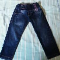Calça Jeans - 18 a 24 meses - Marca não registrada