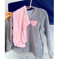 Conjunto Pijama - 3 anos - Bambino Baby