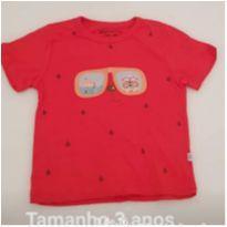 Camiseta Alphabeto - 3 anos - Alphabeto