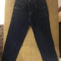Calça Jeans LOVE - 6 anos - Não informada