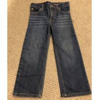 Calça Jeans Carters - 4 anos - Carter`s