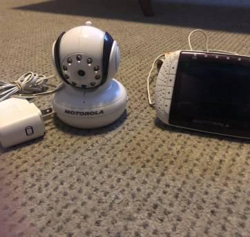 Babá Eletrônica Motorola MBP36S - Sem faixa etaria - Motorola