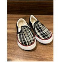 Sapato Xadrez - 20 - Só Socks