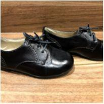 Sapato social PRETO - 18 - Não informada