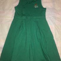 Vestido Verde MILON - 8 anos - Milon