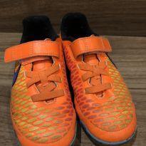 Chuteira Laranja - 29 - Nike