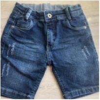 short jeans  tamanho 3 - 3 anos - Akiyoshi