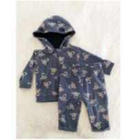 Conjunto moleton Tigrão - 6 a 9 meses - Disney baby