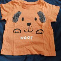 Camiseta Cahorrinho super confortável - 18 meses - First Impressions